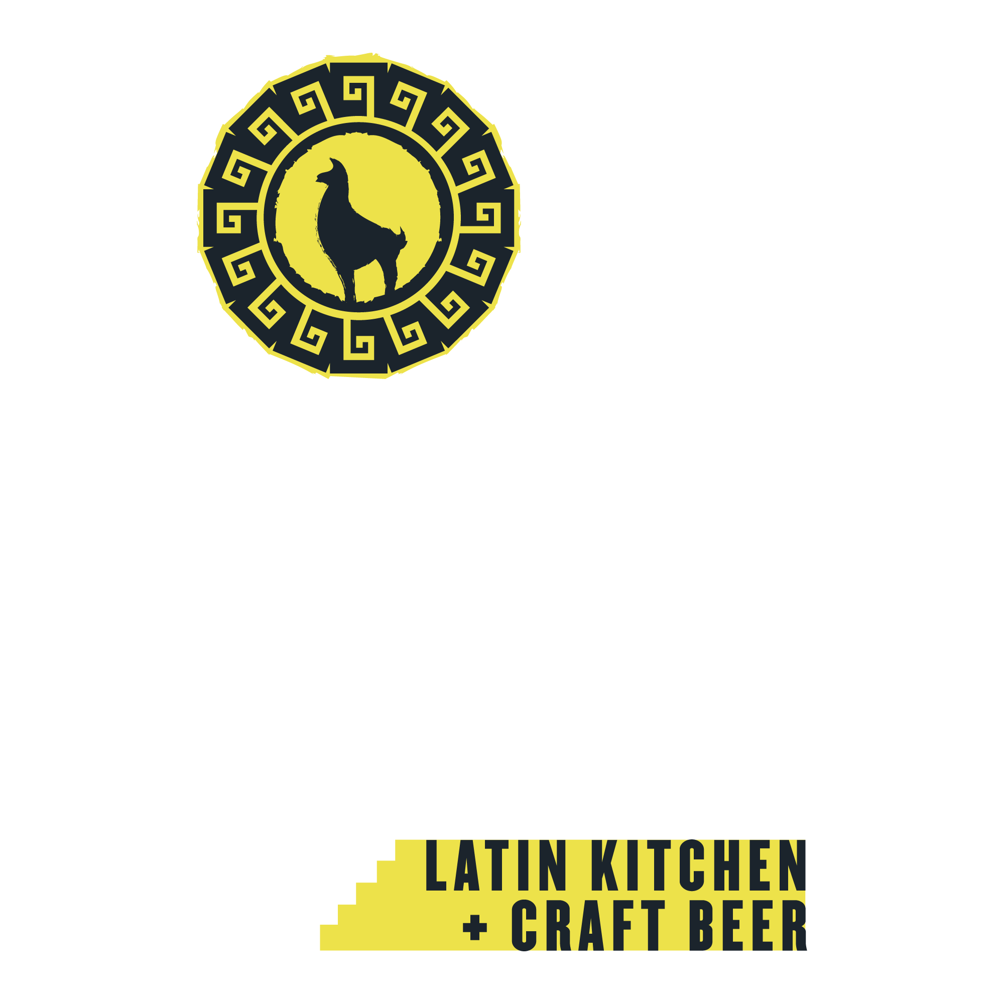 INCA LATIN KITCHEN AND CRAFT BEER LOGO