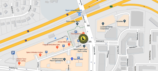 INCA LATIN KITCHEN AND CRAFT BEER MAP
